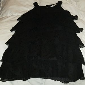 Girl's H&M ruffled tunic